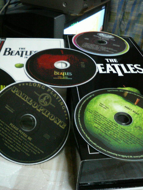 失敗作?The Beatles RemasterCD